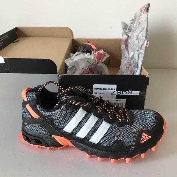 62cd1b5c26e5e adidas Shoes - Adidas Womens Rockadia Trail Running Size 8.5